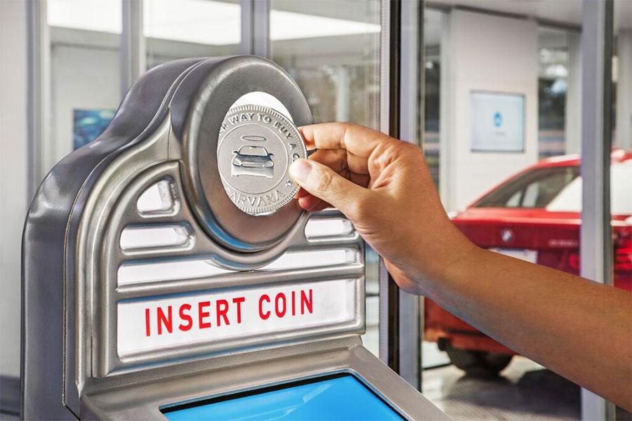 Caravana Car Vending Machine