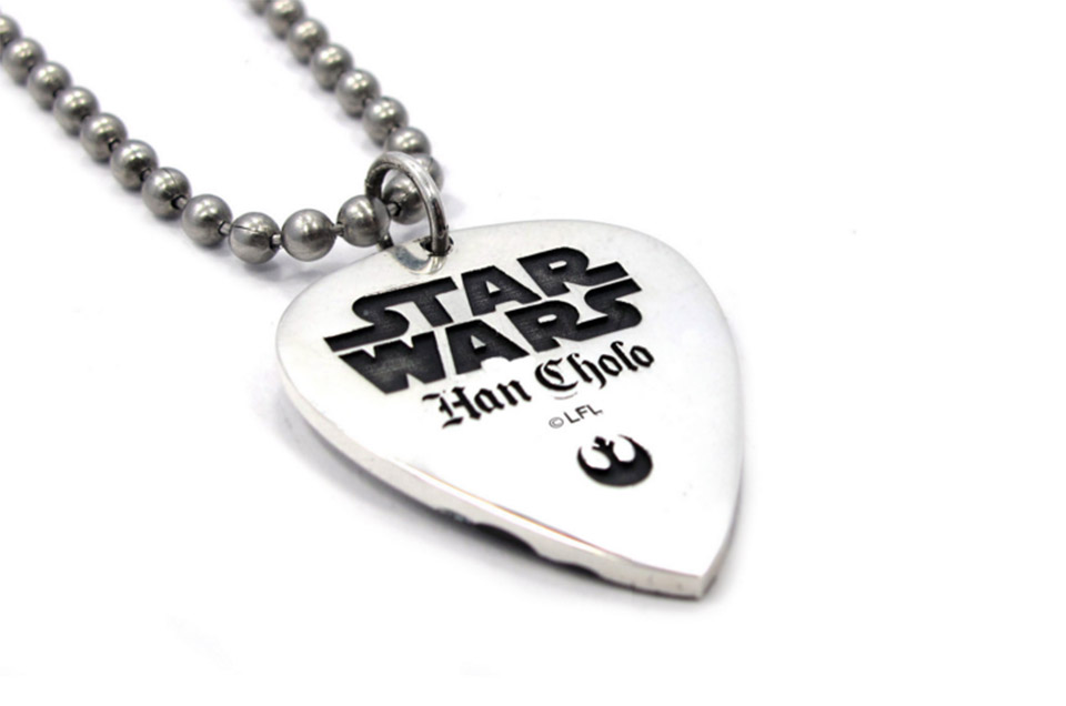 silver dp pick necklace com guitar amazon personalized inches sterling