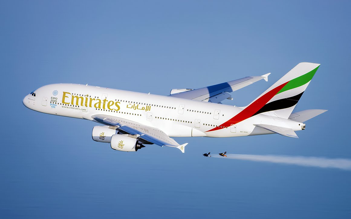 history of emirates airlines