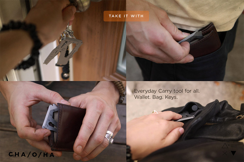 Deal: Everyday Carry (EDC) Card