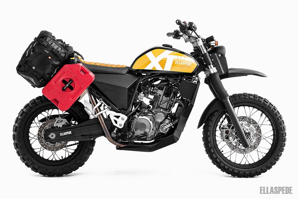 Ellaspede 2014 Yamaha XT660R