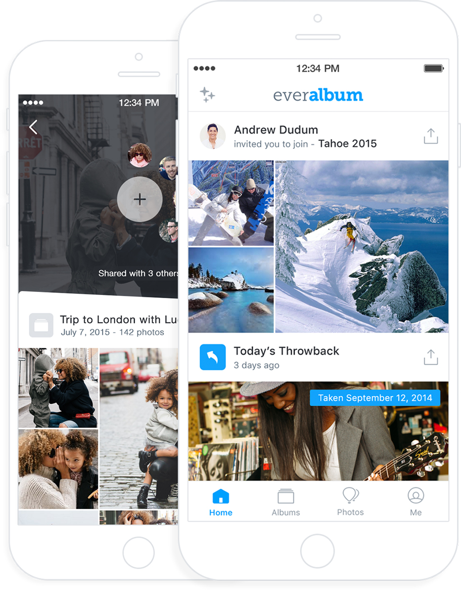 Everalbum for iOS