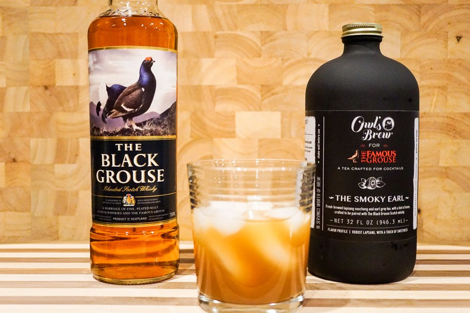 The Famous Grouse + Owl's Brew