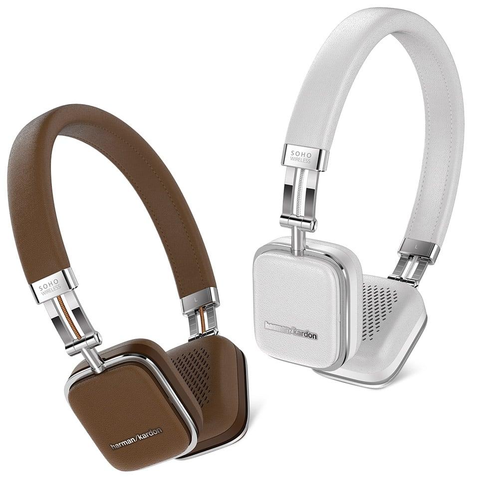 H/K Soho Wireless Headphones