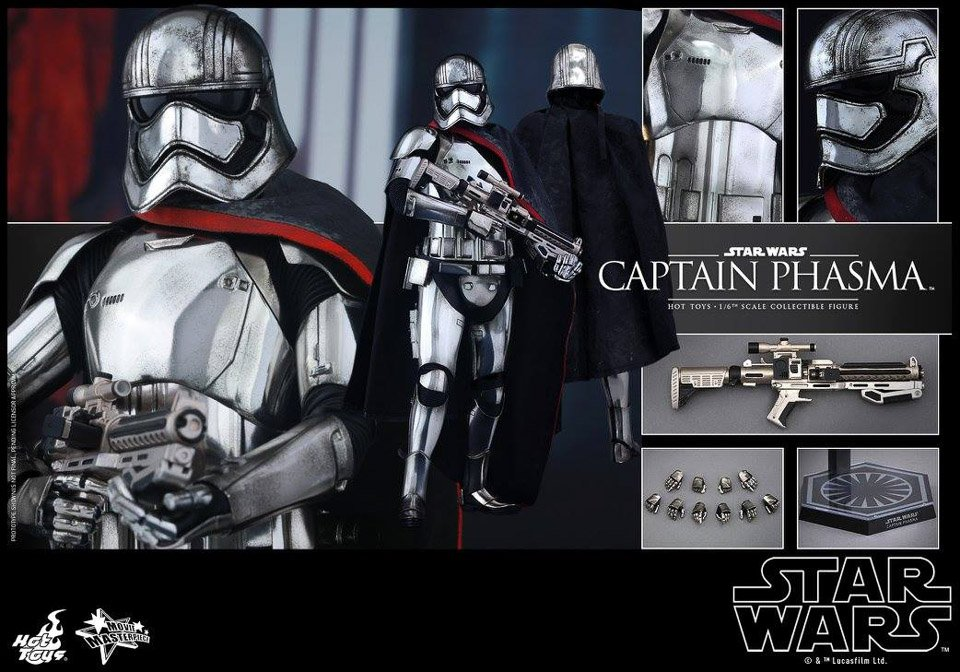 Hot Toys Captain Phasma