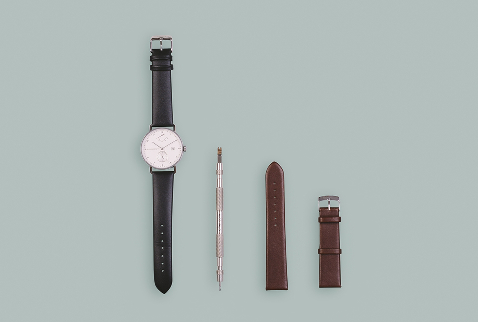 Huckleberry & Co. Archibald Watch