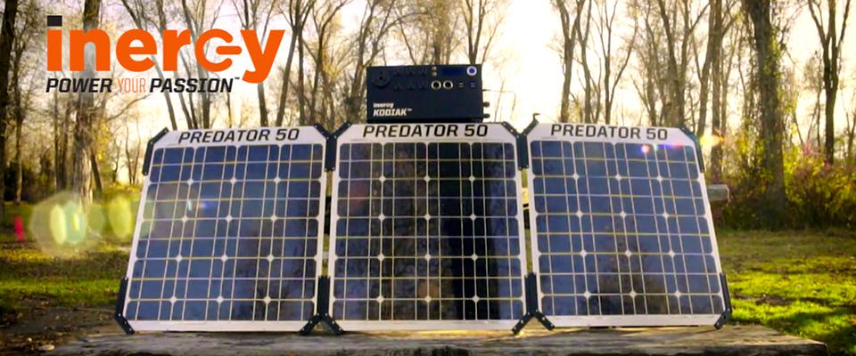 Inergy Kodiak Solar Kit
