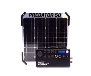 Inergy Kodiak Solar Kit