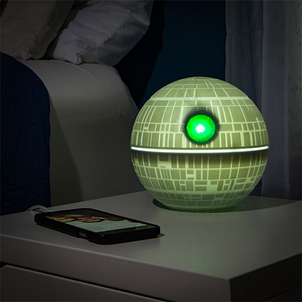 Death Star Mood Light The Awesomer