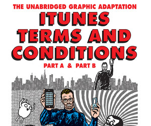 iTunes Terms & Conditions Comics