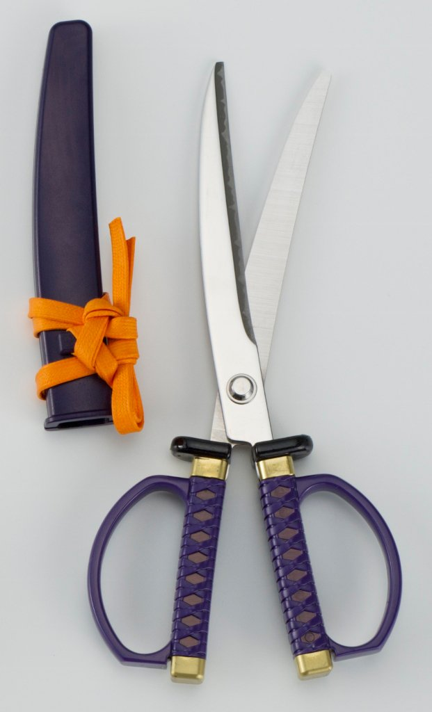 Japanese Sword Scissors