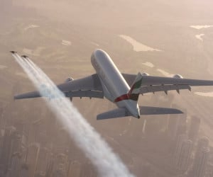 Jetman Dubai x Emirates Airlines