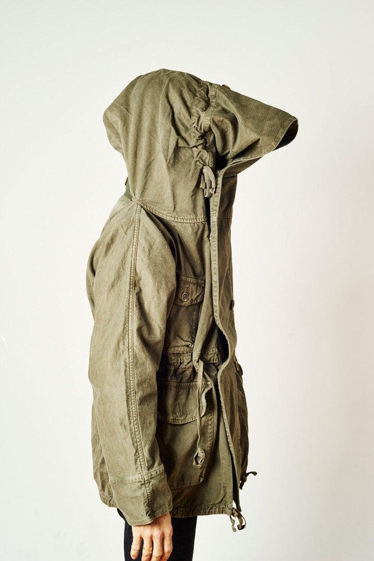 Kapital Katsuragi Ring Coat
