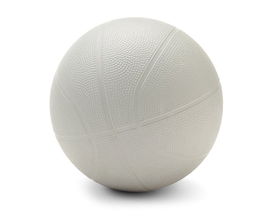 Killspencer White Mini Basketball Kit