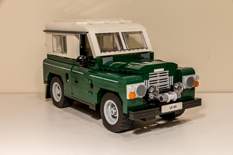 LEGO Land Rover Concept