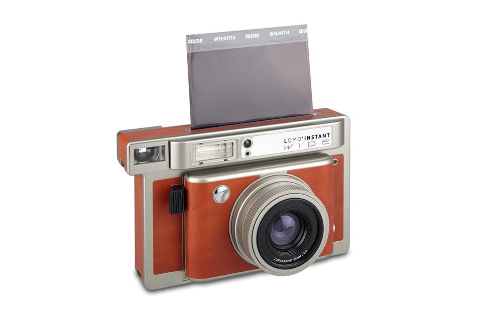 Lomo'Instant Wide Camera