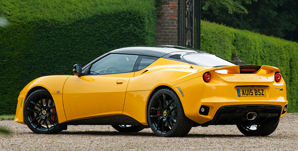 Lotus Evora 400 - The Awesomer