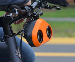 Loud Mini Bicycle Horn