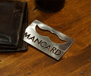 Deal: ManCard Bottle Openers