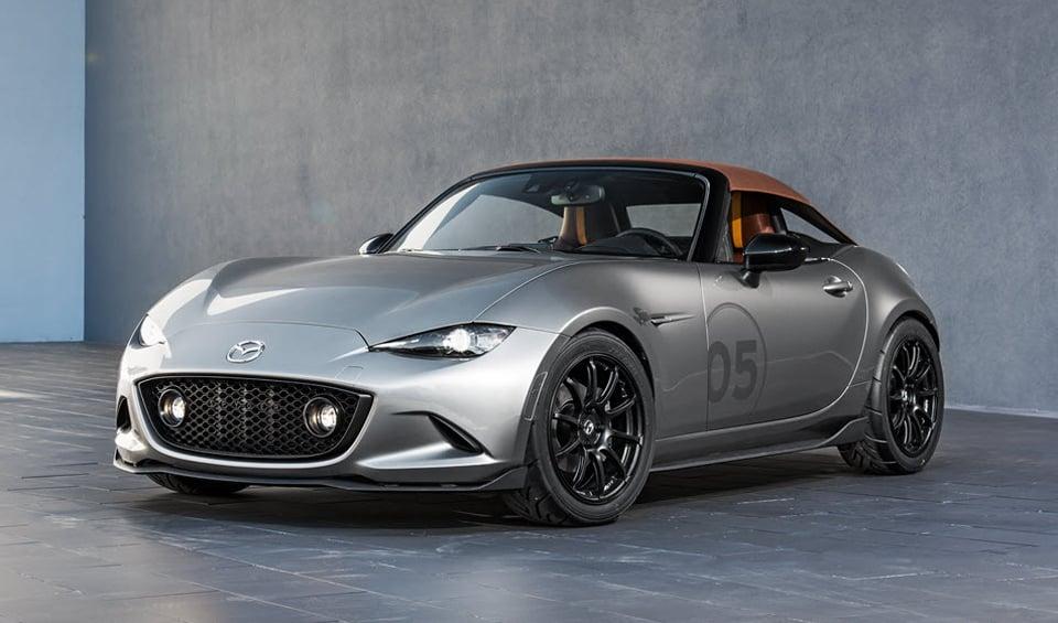 2016 Mazda MX-5 Miata Concepts