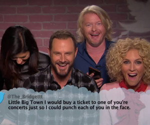 Mean Tweets: Country Music Edition