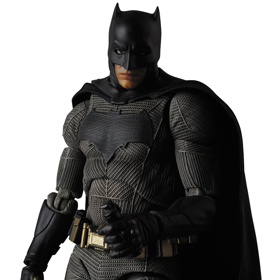 MAFEX BvS Batman Action Figure
