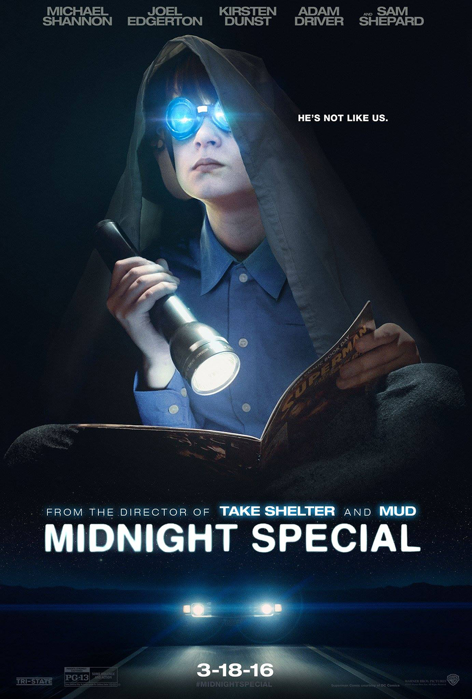 Midnight Special (Trailer)