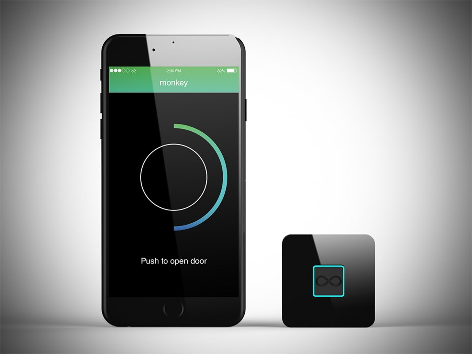 Monkey Intercom Smart Lock
