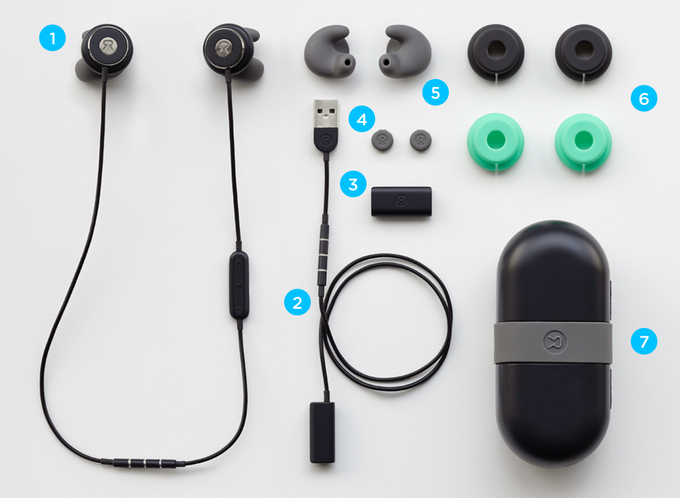 Revols Custom Fit Earphones