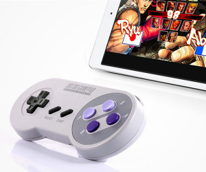 Deal: SNES30 Bluetooth Game Pad