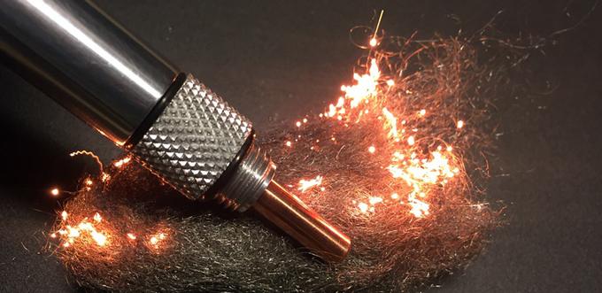 Sparky Fire Starter
