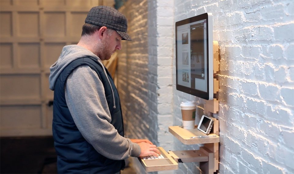StandCrafted Standing Desk