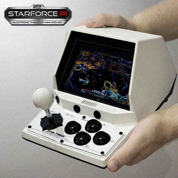Starforce Pi Mini Arcade Machine
