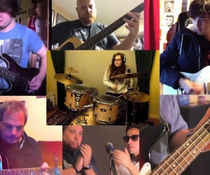 The Brett Domino YouTube Ensemble