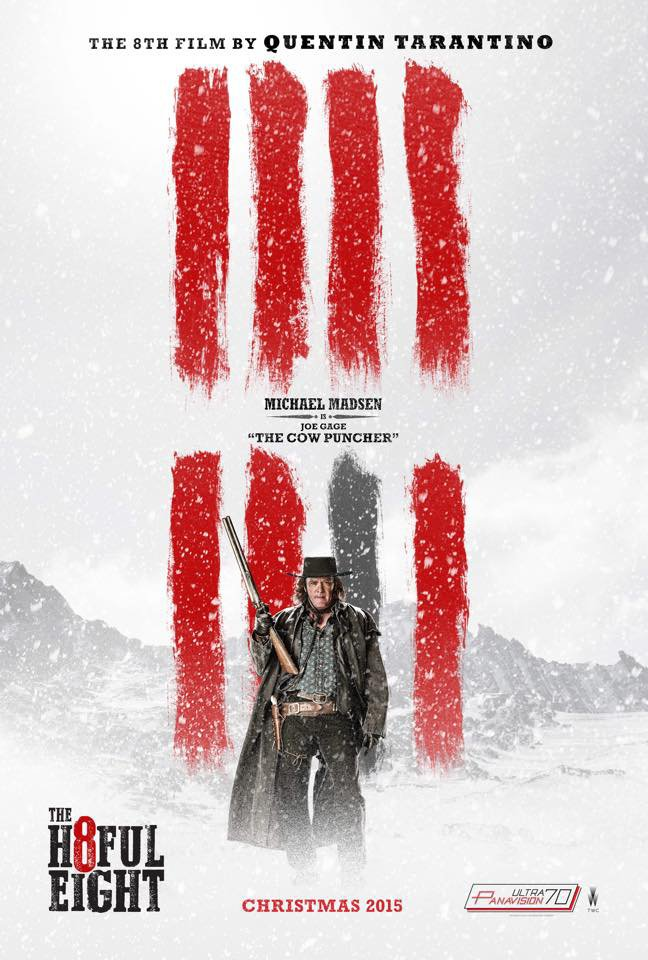The Hateful Eight (Trailer 2)