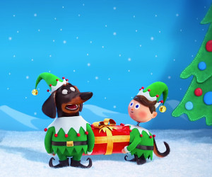 The Secret Life of Pets: Holiday Greeting