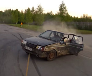 Tow Rope Drifting