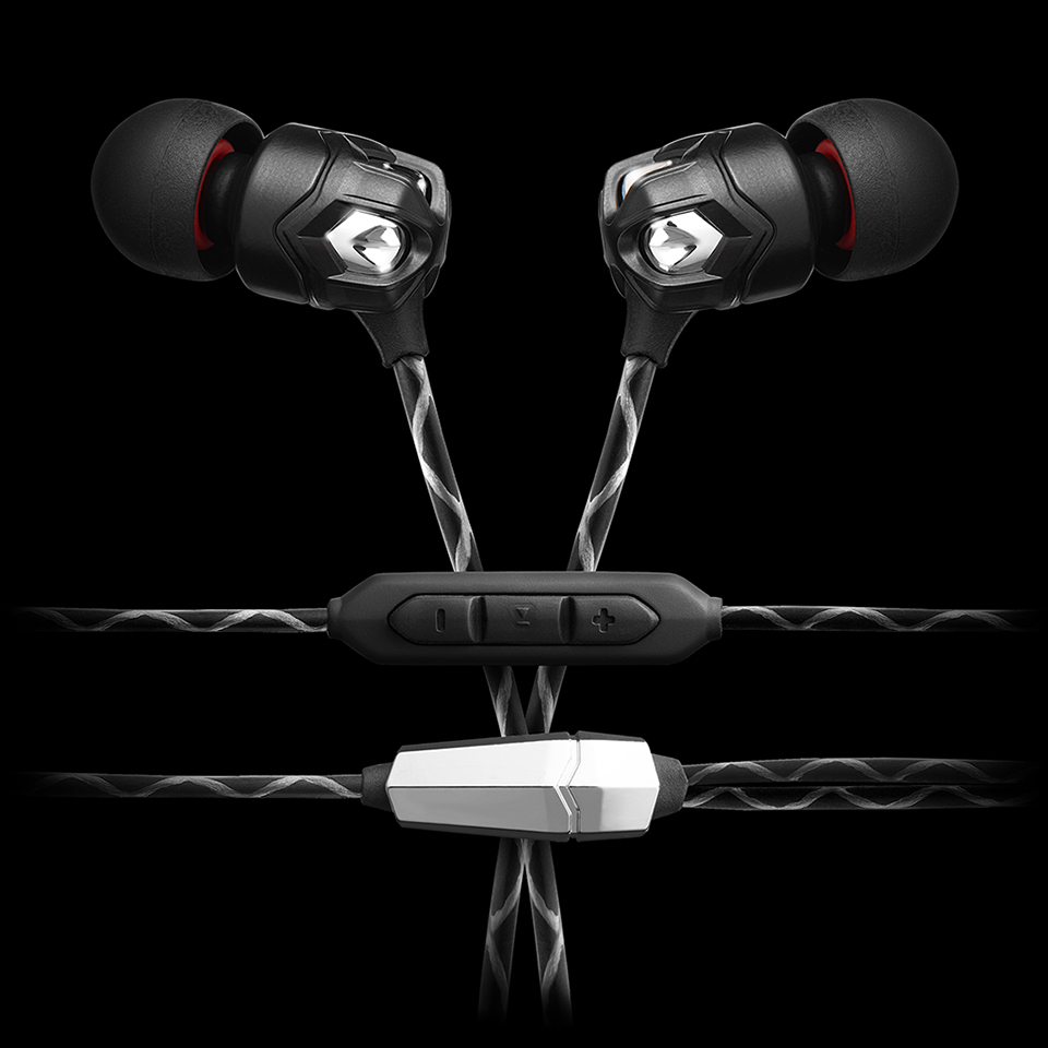 V-MODA Zn In-ear Headphones