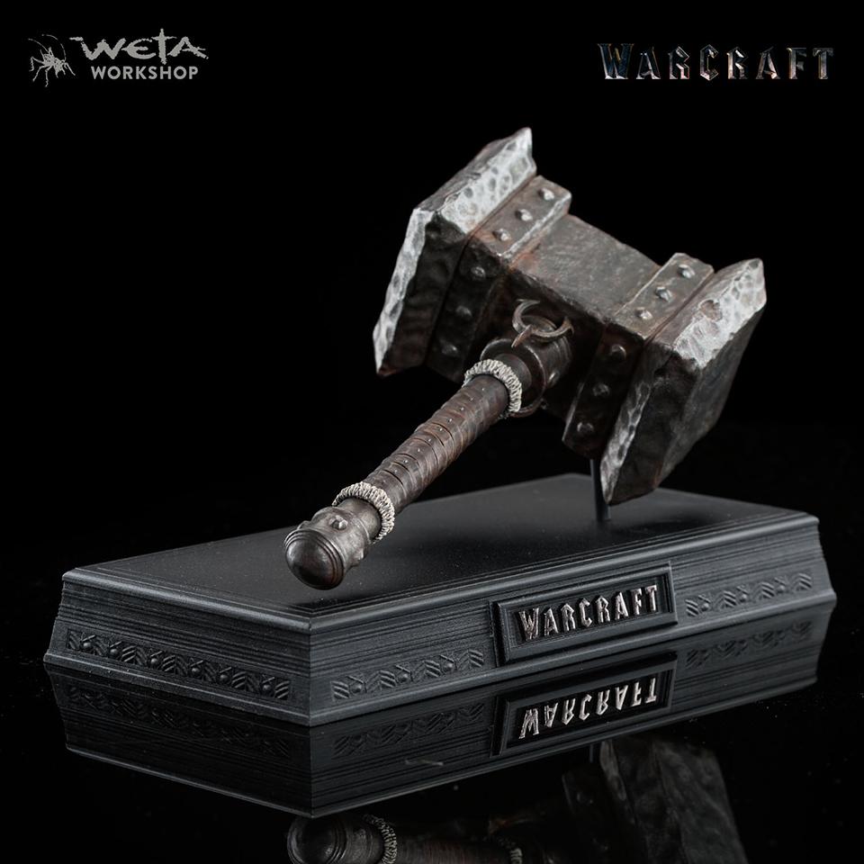 Weta x Warcraft