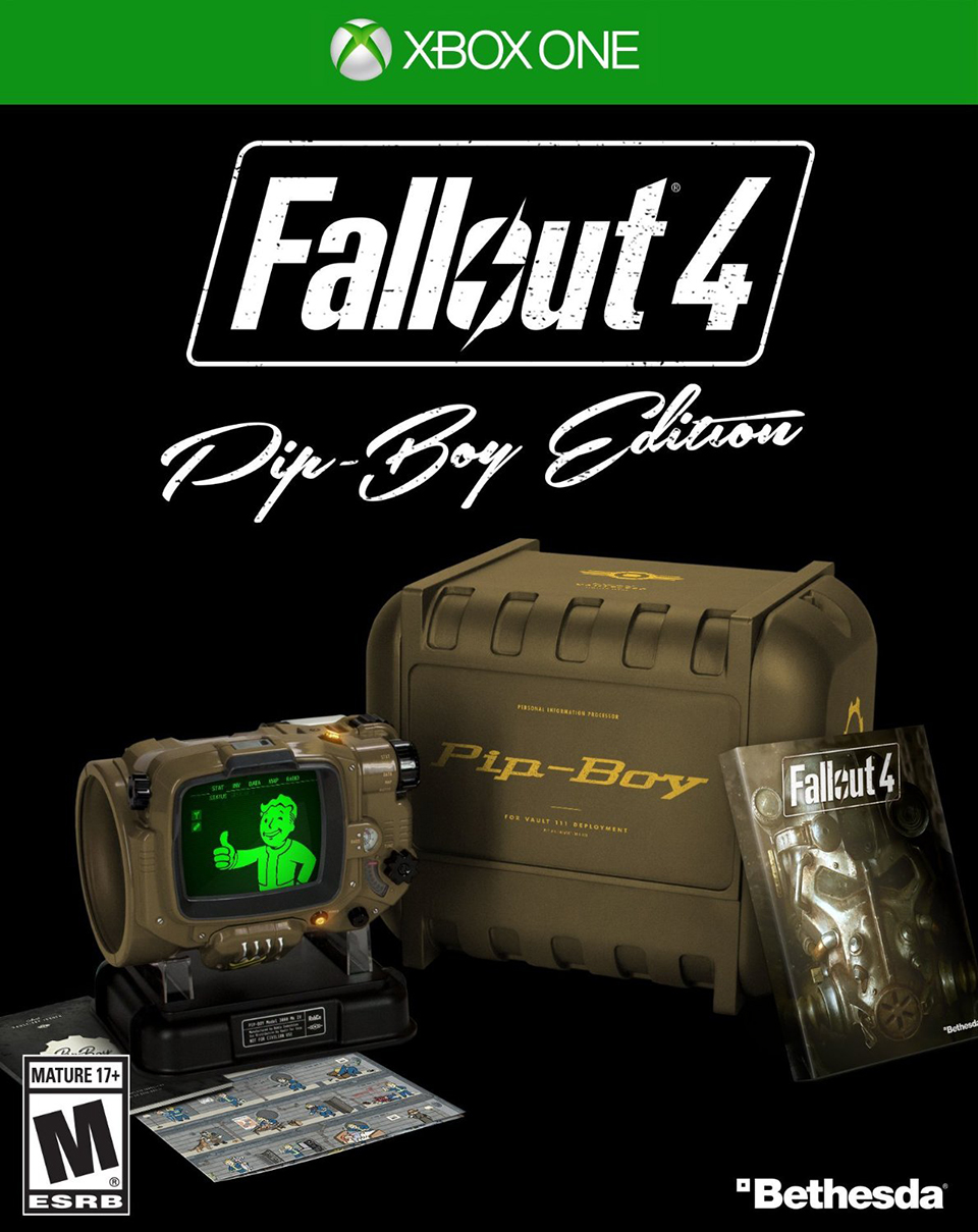 Fallout 4 Xbox One Giveaway
