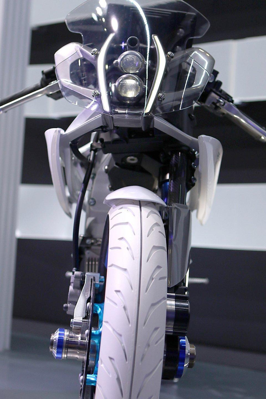 Yamaha PES2 Concept