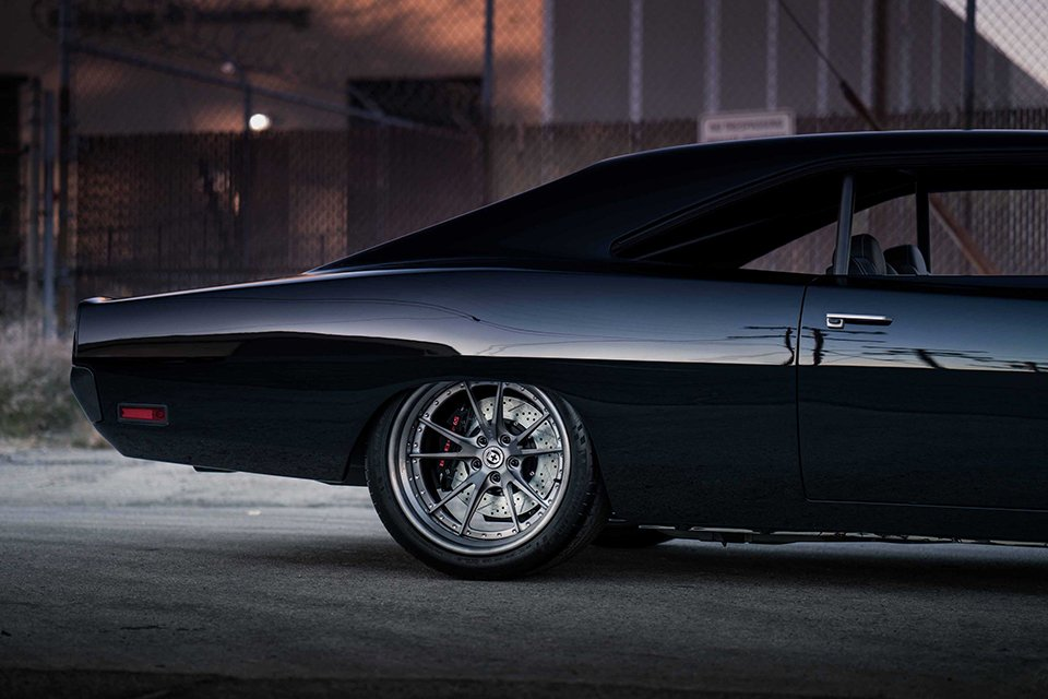 1970 Dodge Charger Tantrum The Awesomer