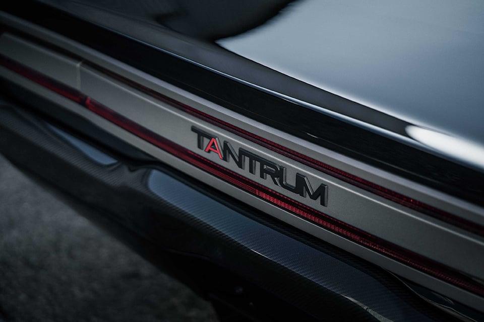 1970 Dodge Charger Tantrum
