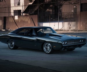 1970 Dodge Charger Tantrum