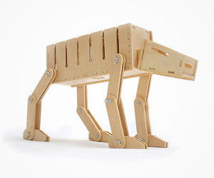 Deal: DIY AT-AT Desk Organizer