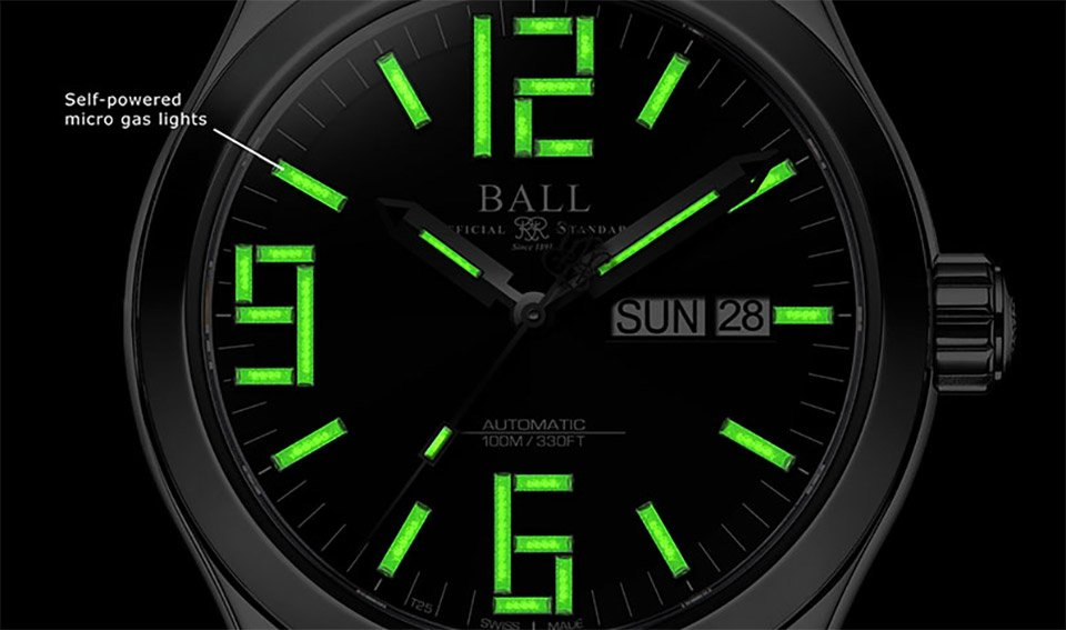 Ball Engineer II Genesis Watch