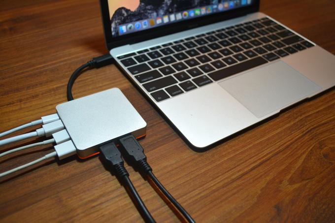 BranchBox USB-C Hub