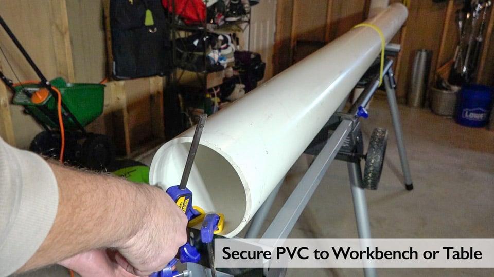 Build a PVC Organizer Cubby