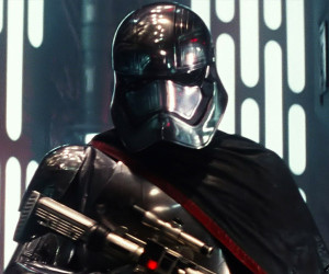 How Phasma Got Her Armor