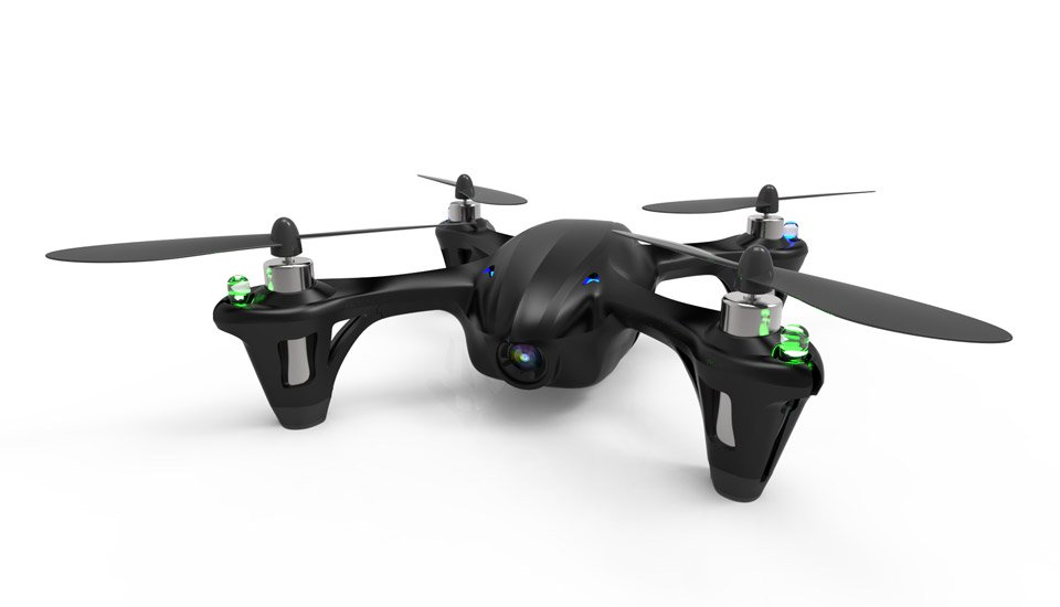 Deal: Code Black HD Drone